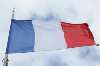 Französische Fahne - Fahne, Frankreich, Nation, Nationalfarben, bleu, blanc, rouge, blau, weiss, rot, Trikolore, Flagge