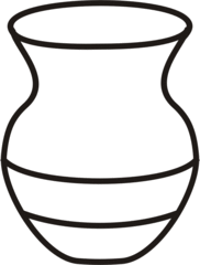 Vase - Vase, Wohnzimmer, Blumenvase, Blumen, Anlaut V