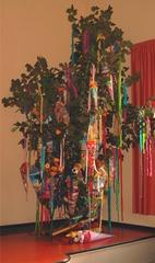 Zuckertütenbaum - Zuckertüte, Schulanfang, Schuleinführung, Schuleintritt, Tradition, Zuckertütenbaum, Einschulung