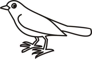 Vogel - Vogel, fliegen, Anlaut V, Vögel