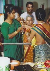 Hinduistische Zeremonie 2 - Hindusimus, Tempel, Religionen, Kultur, Kulturen