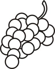 Traube - Traube, Trauben, Weintraube, Weintrauben, Wein, Anlaut W, Winzer, Reben, Weinstock, Obst, Früchte, Frucht, Wörter mit au