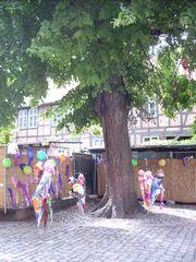 Zuckertütenbaum - Zuckertüte, Schultüte, Tradition, Einschulung, Erster Schultag, Schuleinführung