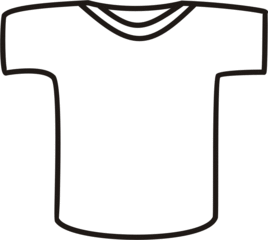 T-Shirt - T-Shirt, Shirt, Hemd, Anlaut T, Trikot, Fußball