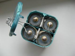 Batterie - Reihenschaltung, Hintereinanderschaltung, Serienschaltung, Batterie, Zelle, Stromquelle, Spannung, Strom, Elektrizität
