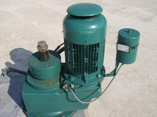 Biogasanlage #8 - Biomasse, Bewegung, vermengen, verrühren, bearbeiten, Motor, Antrieb, Biogasanlage