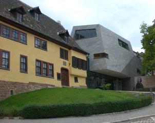 Bach-Haus in Eisenach - Johann Sebastian Bach, Museum, Bachhaus, Musik, Barock