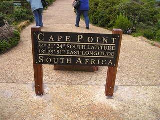 Cape Point - Südafrika, Meer, Kap, Südspitze, Afrika
