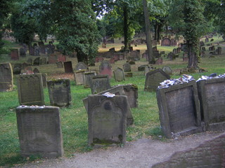 Jüdischer Friedhof - Judentum, Juden, Religion, Grab, Grabstein, Begräbnis