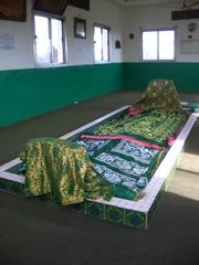 Grab des Hiob - Grab, Hiob, Ayoub, Prophet für Juden, Christen, Muslime, Salalah, Oman, arabische Halbinsel