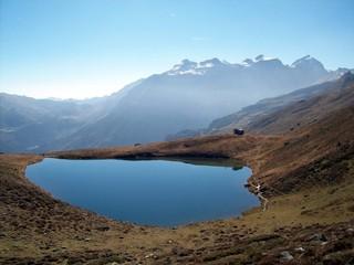 Bergsee - See, Gebirge, Urlaub, Natur, Bergwelt, Stille, Meditation