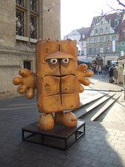 Bernd das Brot - Kika, Figur, Comicfigur, Fernsehen, sendung, Kinderfernsehen, Brot, Bernd