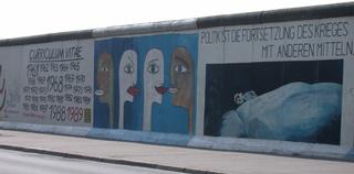 Mauerbilder - Berlin, Mauer, Inschriften, Eastside Gallery, Graffiti