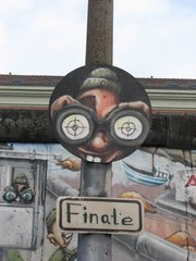 Graffiti #2 - Graffiti, East Side Gallery, Mauerbilder, Berlin, Mauer