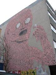 Graffiti  - Graffiti, Mauerbilder