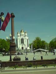 Russisch Orthodoxe Kirche in Königsberg - Kaliningrad, Königsberg, Russisch Orthodox, Kirche, Russland, Architektur, moderne Architektur