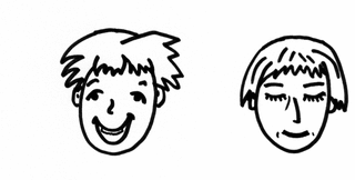 Gesichter drücken Gefühle aus, Teil 1 - Körperausdruck, Mimik, Gefühle, Gesichter, Freude, besinnlich, nachdenklich, zufrieden
