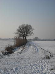 Winterlandschaft - Winter, Landschaft, Kälte, Schreibanlass