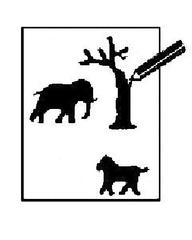 Pictogramm Verb