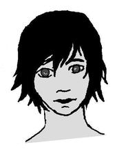 Kopf - Kopf, Junge, Haare, Manga, Gesicht, Bub