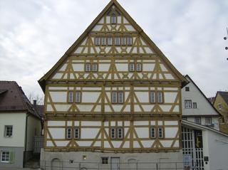 Fachwerkhaus - Haus, Fachwerk, Fachwerkhaus, Fassade, Fachwerkbauweise