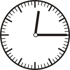 Uhrzeit  0.15   12.15 - Uhr, Uhrzeit, viertel nach, Zeit, Zeitspanne, Zeitpunkt, Zeiger, Mechanik, Zeitskala, Zeitgeber, Analoguhr, Zifferblatt, Ziffernblatt, rechtsdrehend, Uhrzeigersinn, Minute, Stunde, Kreis, Winkel, Grad, Mathematik, Größen, messen, time, clock, ermitteln, Zeitraum, Dauer, Frist, Termin, Zeitabschnitt, quarter