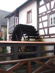 Mühlrad - Mühle, Mühlrad, Müller, Mehl, Beruf, Wasser, Handwerk, Architektur, Wasserrad