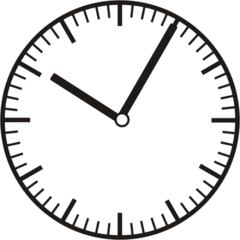 Uhrzeit   10.05   22.05 - Uhr, fünf Minuten, Uhrzeit, Zeit, Zeitspanne, Zeitpunkt, Zeiger, Mechanik, Zeitskala, Zeitgeber, Analoguhr, Zifferblatt, Ziffernblatt, rechtsdrehend, Uhrzeigersinn, Minute, Stunde, Kreis, Winkel, Grad, Mathematik, Größen, messen, time, clock, ermitteln, Zeitraum, Dauer, Frist, Termin, Zeitabschnitt, five minutes