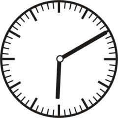 Uhrzeit   6.10    18.10 - Uhr, zehn Minuten nach, Uhrzeit, Zeit, Zeitspanne, Zeitpunkt, Zeiger, Mechanik, Zeitskala, Zeitgeber, Analoguhr, Zifferblatt, Ziffernblatt, rechtsdrehend, Uhrzeigersinn, Minute, Stunde, Kreis, Winkel, Grad, Mathematik, Größen, messen, time, clock, ermitteln, Zeitraum, Dauer, Frist, Termin, Zeitabschnitt, ten minutes