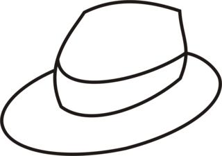 Hut - Hut, Cowboy, Hüte, Anlaut H