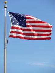 USA Flagge - Flagge, USA, Amerika, star-spangled banner, Nationalflagge, Symbol, Stars and Stripes, US-Flagge