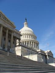 US Capitol / Kapitol - Capitol, Kapitol, Parlament, USA, Amerika, United States Capitol, Sitz, Kongress, klassizistisch, Bauwerk, Kuppel
