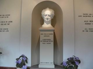 Johann Wolfgang Goethe - Goethe, Klassik, Sturm und Drang, Büste, Elsass, Literatur, Dichter