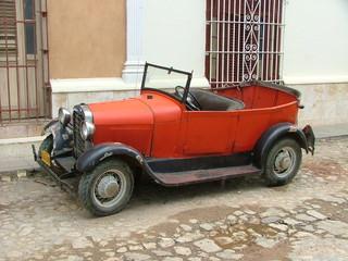Altes Auto - Altes Auto, Havanna, Oldtimer, Auto, alt