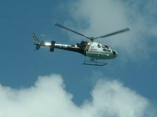 Ein Hubschrauber - Hubschrauber, Himmel, fliegen, Propeller