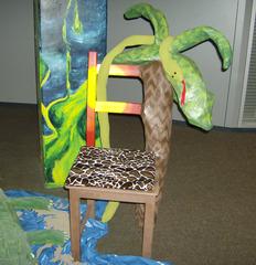 4teachers lehrproben unterrichtsentw rfe und for Stuhl design kunstunterricht