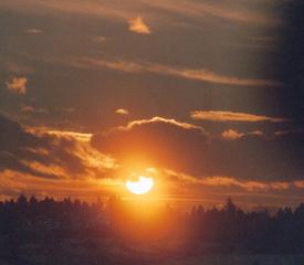 Sonnenuntergang - Sonne, Sonnenuntergang, Abend, Meditation, Dämmerung