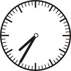 Uhrzeit 7.35 19.35 - Uhr, fünf Minuten nach halb, Uhrzeit, Zeit, Zeitspanne, Zeitpunkt, Zeiger, Mechanik, Zeitskala, Zeitgeber, Analoguhr, Zifferblatt, Ziffernblatt, rechtsdrehend, Uhrzeigersinn, Minute, Stunde, Kreis, Winkel, Grad, Mathematik, Größen, messen, time, clock, ermitteln, Zeitraum, Dauer, Frist, Termin, Zeitabschnitt, thirty-five