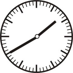 Uhrzeit 1.40 13.40 - Uhr, zehn Minuten nach halb, 20 Minuten vor, Uhrzeit, Zeit, Zeitspanne, Zeitpunkt, Zeiger, Mechanik, Zeitskala, Zeitgeber, Analoguhr, Zifferblatt, Ziffernblatt, rechtsdrehend, Uhrzeigersinn, Minute, Stunde, Kreis, Winkel, Grad, Mathematik, Größen, messen, time, clock, ermitteln, Zeitraum, Dauer, Frist, Termin, Zeitabschnitt