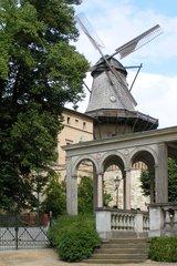 Mühle von Sanssouci - Windmühle, Sanssouci, Potsdam