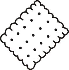 Butterkeks - Keks, Kekse, Einzahl, Plätzchen, Süßigkeit, Gebäck, Anlaut K