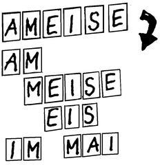 Anagramme - Buchstabe, Wort, Anagramm, Spiel, Illustration, Laufzettel, Station, Buchstabenkärtchen, Buchstabenplättchen