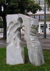 Denkmal des unbekannten Deserteurs - Denkmal, Deserteur, Potsdam, Flucht, Soldat, Krieg