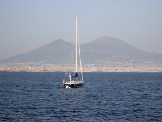 Vesuv - Neapel, Vesuv, Vulkan, aktiv