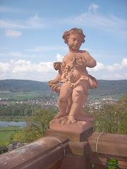 Putte - Engel, Putte, Stein, Skulptur
