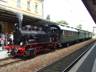 Dampflok #1 - Damplokomotive, Dampflok, Verkehr, Lok, Lokomotive, Dampfmaschine, Eisenbahn, Bahn, Schreibanlass