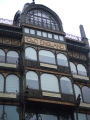 Haus im Jugendstil - Jugendstil, Brüssel, Architektur, Jugendstil, Stilrichtung, Gebäude