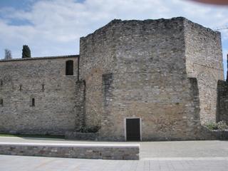 Baptisterium  - sechseckig, Taufkapelle, Baptisterium, Taufe, Kirche, Italien, Aquileia