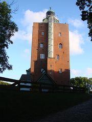 Leuchtturm Neuwerk #1 - Leuchtturm, Neuwerk, Insel, Leuchtfeuer, Turm, Aussicht, Hamburg