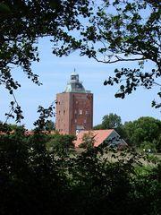 Leuchtturm Neuwerk # 3 - Leuchtturm, Neuwerk, Insel, Leuchtfeuer, Turm, Schutz, Seefahrt, Schifffahrt